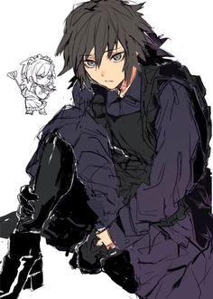 Demon Slayer: Kimetsu No Yaiba manga online Demon Slayer, Slayer Anime, Neko, Anime Lindo, Maid Outfit, Handsome Anime Guys, Fan Art, Manga Games, Animes Wallpapers