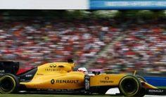 Renault en el Gran Premio de Alemania
