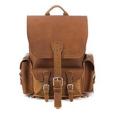 Affiliate  Saddleback Leather Front Pocket Backpack – Best For School 4df3ed1b7807e