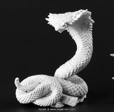 Miniature-Heroes is your online shop for Miniatures and Accessories. Fantasy, Sci-fi, Steampunk and Superhero suitable for D&D style Role Playing Games. Reaper Miniatures, Fantasy Miniatures, Game Workshop, Monster Art, Sculpting, Snake, Animals, Legends, Heaven