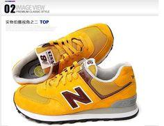 2013 nuevas zapatillas hombres zapatos zapatos par ML574NIN/NCL/NBR/NT