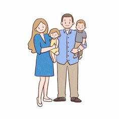 Excited to share this item from my shop: Custom family portrait/ Digital portrait/ Custom illustration/ Birthday gift/ Gift for her/ Digital family drawing/ Gift ideas/ Anniversary Family Portrait Drawing, Family Drawing, Cute Couple Drawings, Cute Couple Art, Baby Portraits, Family Portraits, Mother Daughter Art, Wallpaper Wa, Cat Tattoo Designs