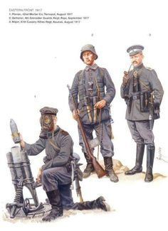 Germany, Eastern Front--1917