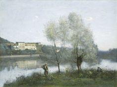 Camille Corot. Pintar el aire | Pintura y Artistas