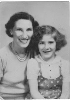 Auntie Dot & Cousin Miriam