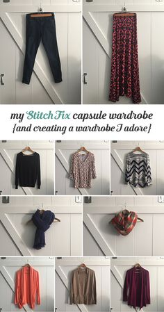 My Stitch Fix capsul