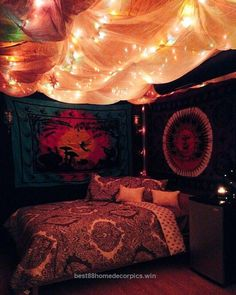 Excellent trippy room – Home Decorations Ideas                                                                                                                                                       ..