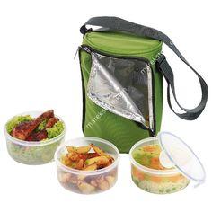 Termos obiadowy + 3 hermetyczne pojemniki na żywność 1,5 litra | 97 zł