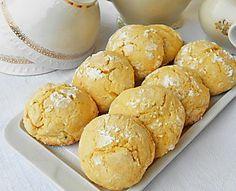 Biscotti morbidi con la panna ricetta golosa