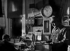 1955 ... O. Winston Link- telegraph office