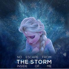 Frozen. Complex PTSD ( Hypervigilance )