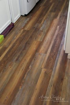 Luxury Vinyl Plank Wood Flooring Whole House Makeover Why We Choose - Where to start vinyl plank flooring
