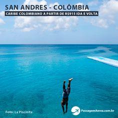 Já pensou em conhecer o Caribe Colombiano em suas próximas férias?    O destino na Colômbia é lindo e está em promoção.   Confira:  https://www.passagemaerea.com.br/promocao-san-andres-2015.html   #sanandres #colombia #ilhas #praia #caribecolombiano #passagemaerea #viagem #turismo #ferias