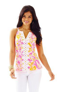 76a4134533a32b Magnolia Halter Top. White DenimSummer TopsLilly PulitzerKnit DressResort  Wear ...