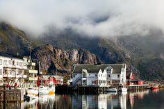 Norway – Henningsvaer Bryggehotel #2 by Fabrizio Fenoglio on 500px