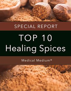 Healing Spices Top 10 Report