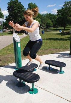 be3f28fa220f 17 Best HealthBeat Outdoor Fitness Equipment images