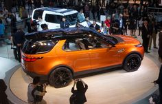 Update1 - Land Rover Discovery Concept Previews 2016 LR4 Discovery ...