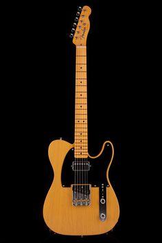 Guitar Center: Platinum : Fender 60th Anniversary Vintage Hot Rod 1952 Telecaster Electric Guitar