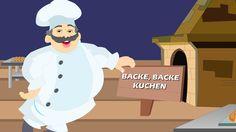 Backe, backe Kuchen + 30 min deutsche Kinderlieder | Kinderlieder zum Mi...