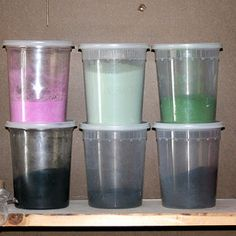 How to Mix Glazes for Pottery: Glaze Components