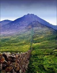 Mourne Mountains, County Down, Northern Ireland....CS Lewis was thinking about this place when he envisioned Narnia.  Beautiful!