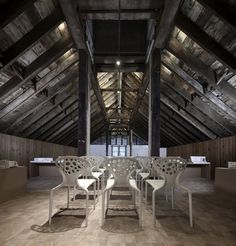 Architecture Studio in Wujigeng Building / ISO workshop  Architects: ISO workshop Location: Nanjing, Jiangsu, China