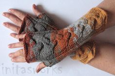 brown by Anna on Etsy