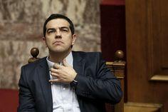 Spauda: Tsipras numatė euro valiuta pabaigos pradžia į Gra...