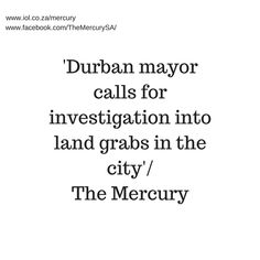 42 Best Durban News from The Mercury Newspaper images in 2018