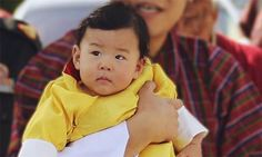 King and Queen of Bhutan proud to see baby boy 'grow up so quickly' August 2016