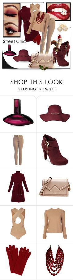 """▲ ◄ ✪▲☻▲✪►▲"" by missanacreativityinstyle ❤ liked on Polyvore featuring Calvin Klein, G by Guess, Ted Baker, Karl Lagerfeld, Balmain, DRKSHDW, L.K.Bennett and Loushelou"