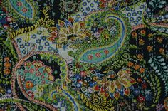 Queen Size Black Paisley Kantha Quilt Bed cover Indian by lavinas