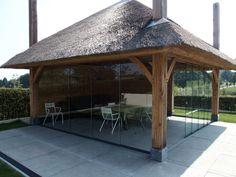 Round House Plans, Gazebo, Pergola, Patio Design, Log Homes, Outdoor Structures, Outdoor Decor, Google, Gardening