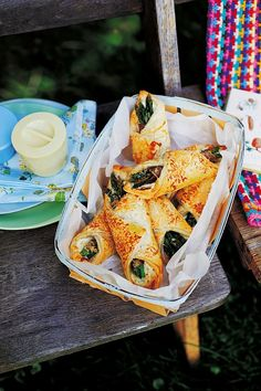 Pack a tasty picnic with these elegant pastries ...