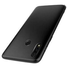 Husa protectie Oppo Realme 3, carcasa spate telefon, neagra Electronics, Iphone