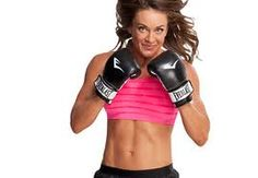 I love boxing!!  One of my fav exercises