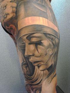 Jose Lopez Tattoo