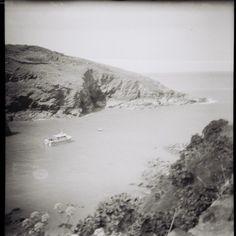 Port Isaac Diana Lomography