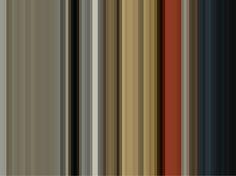Rijksmuseum DNA 13/14 by Irma Boom. Colours based on: The Sick Child, c. 1663–1664 - Gabriël Metsu (1893–1983)