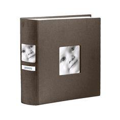 Side Photo Baby Album