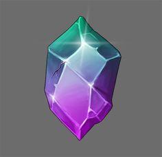 Crystal by Eleaun