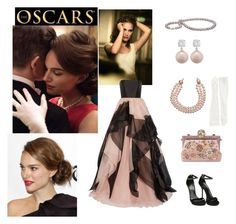 """The Red Carpet"" by whitecastlenine on Polyvore featuring Carolina Amato, Chanel, Gucci, Dolce&Gabbana, Reem Acra and Jankuo"