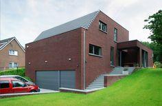 Rode villa in Steendorp | Dewaele Houtskeletbouw