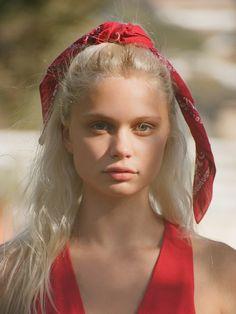 Teen model maryalicia