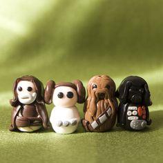 Babos Star Wars #SW