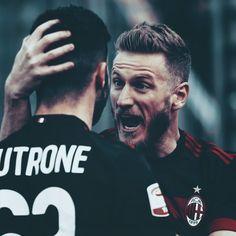 Patrick Cutrone & Ignazio Abate