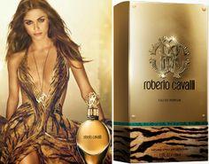 NOTÍCIAS BELEZA E NEGÓCIOS: Eau de Parfum Roberto Cavalli