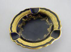 Vintage ashtray  Lindner Bavaria  US zone Germany  by FeliceSereno, $12.00