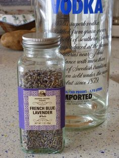 The Yellow Apron: Lavender Extract